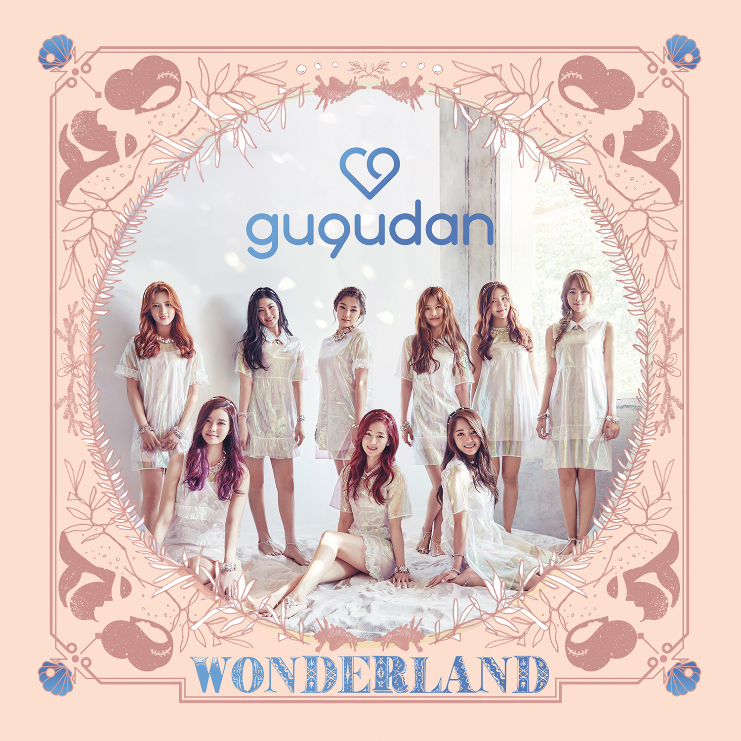 Gugudan Discography Updated Gugudan facts and ideal types gugudan (구구단) consists of 8 gugudan official accounts: gugudan discography updated