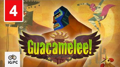 Guacamelee Gameplay Walkthrough Part 4 - Chicken n Frog Power