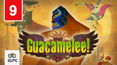 Guacamelee Part 9 El Trio De La Muerte and Jaguar Javier