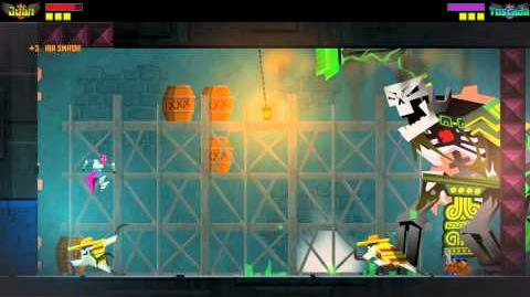 Guacamelee! Launch Trailer - DrinkBox Studios