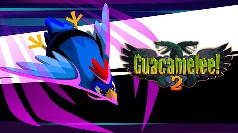 Guacamelee! 2 - PSX 2017 Gameplay Demo