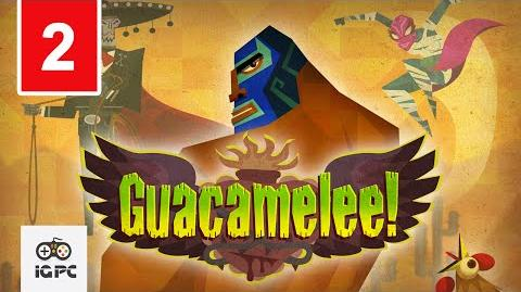 Guacamelee Gameplay Walkthrough Part 2 Red n Yellow Power