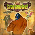 Guacamelee game art