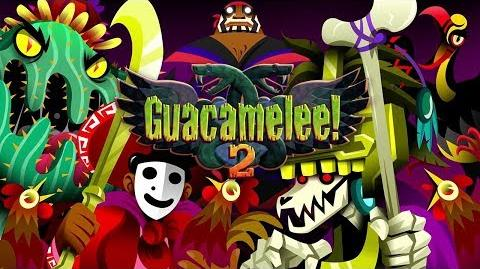 Guacamelee! 2 Reveal Trailer Paris Games Week 2017