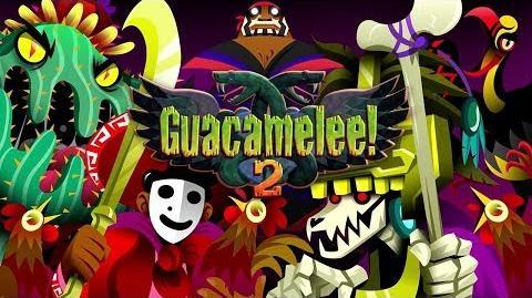 Guacamelee! 2 Reveal Trailer Paris Games Week 2017