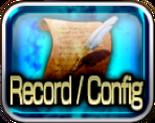 RecordConfig Icon