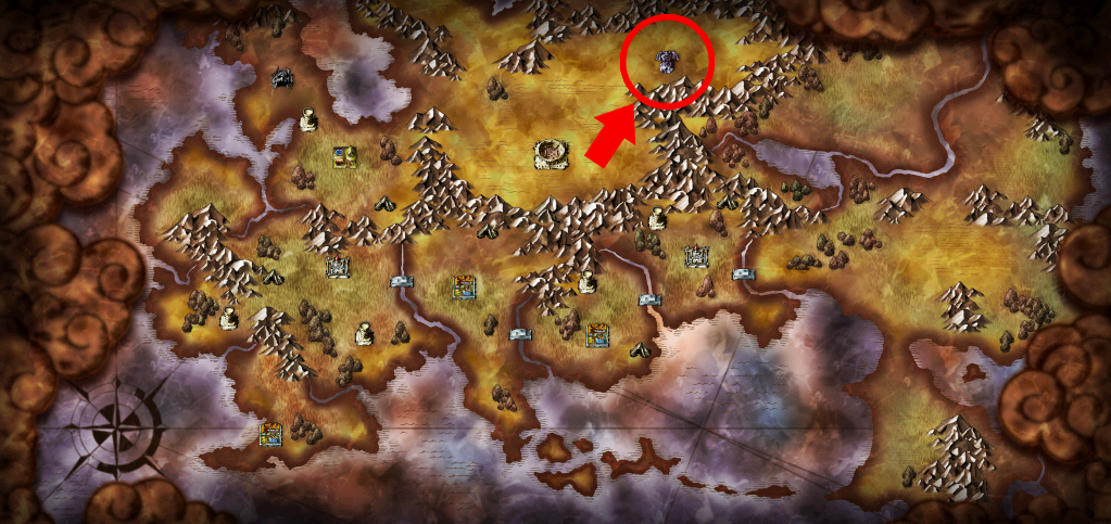 Image world map saelrons bastiong guardian cross wiki world map saelrons bastiong gumiabroncs Images