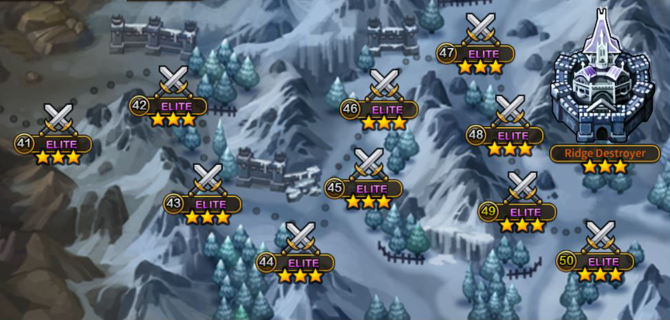 Stage northern arctic guardian hunter super brawl rpg wikia map5 gumiabroncs Choice Image
