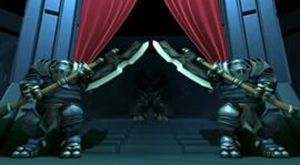 Krak's bodyguard pair