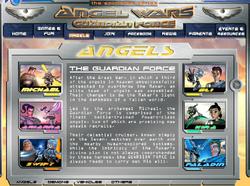 Angel wars web