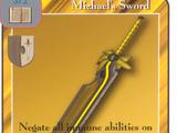 Michael's Sword (Card)