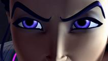 Arianna Angry Eyes