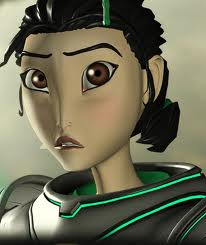 Kira face