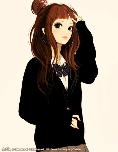 image adorable anime anime girl cute favim com 1049074 jpg
