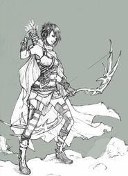 Ranger sketch by chibi oneechan-d379qz3