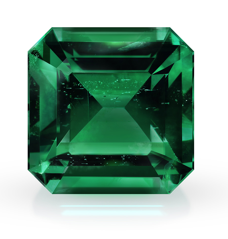 anuschka r em emerald pale bloom green by products ring