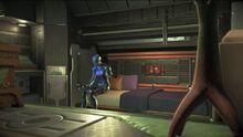 Gamora's room