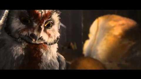 Легенды ночных стражей Legend of the Guardians - трейлер (Дубляж)