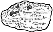 Forest of tyto