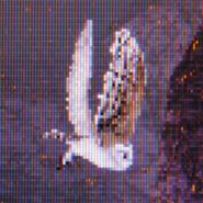 Pixel kludd