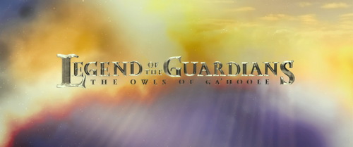 Legend of the Guardians logo