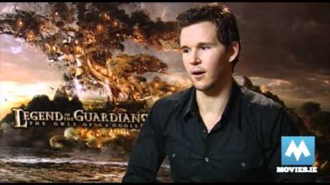 True Blood star Ryan Kwanten talks Legend of the Guardians- The Owls of Ga'Hoole 3D