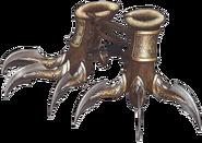 Боевые когти концепт-арт