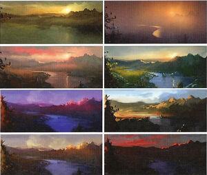 Пейзажи-Тито-концепт-арт