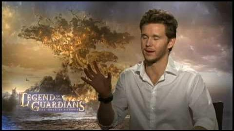 "Ryan Kwanten talks about the mythology of both ""Legend of the Guardians"" and ""True Blood."""