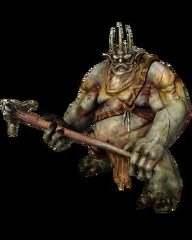 Great Goblin Model