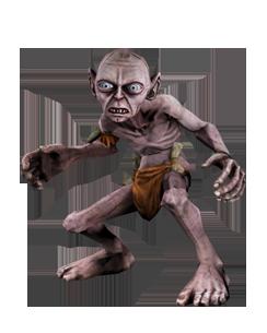 Gollum-fade