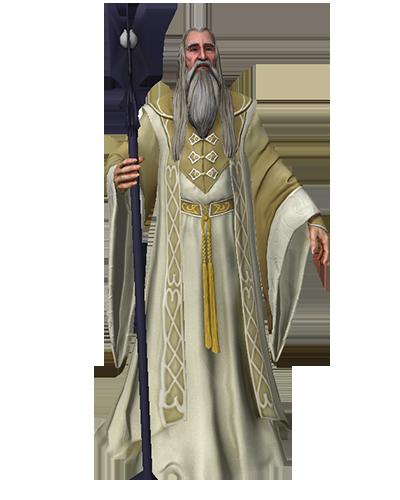 Saruman model