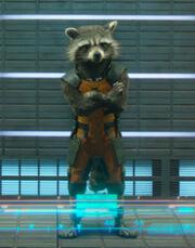 Rocket Raccoon 4