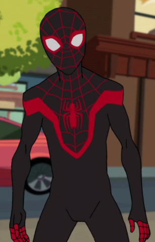 File:Miles Morales (Earth-TRN633) from Marvel's Spider-Man Season 1 9 001.png