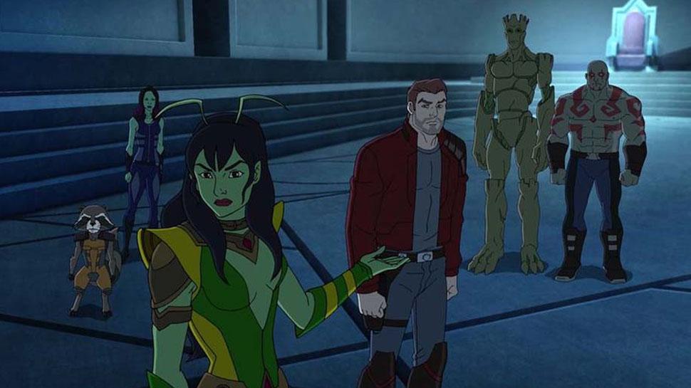 Guardians Of The Galaxy Serie Stream Deutsch
