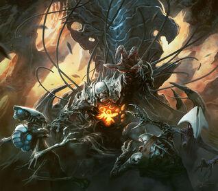 Mephistroth powerless