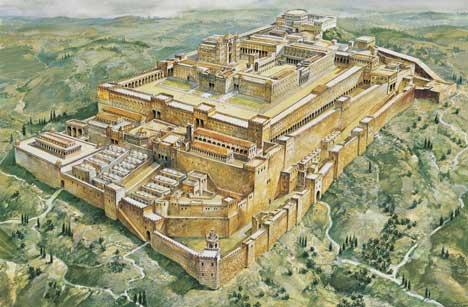 Blackthorn palace