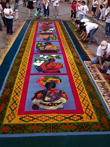 Alfombras de semana santa guatemala wiki fandom for Precio de las alfombras persas