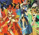 Magic Knights (Guerreras Mágicas)