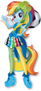 MLP Rainbow Rocks Rainbow Dash Rainbooms