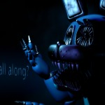 Nightmare Toy Bonnie
