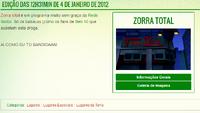 Zorra Total é um programa muito sem graça da rede globo