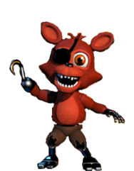 Adventure Foxy