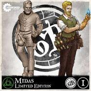 Midas (Limited ArtCard)