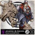 Avarisse Greede (Limited ArtCard)
