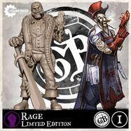 Rage (Limited ArtCard)