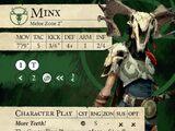 Veteran Minx