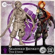 Seasoned Brisket (S3.ArtCard)