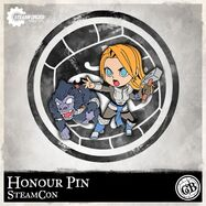 Honour Chibi Pin