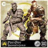 Pintpot (ArtCard)